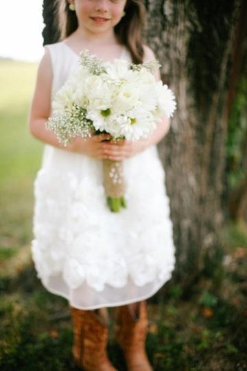 flowers white