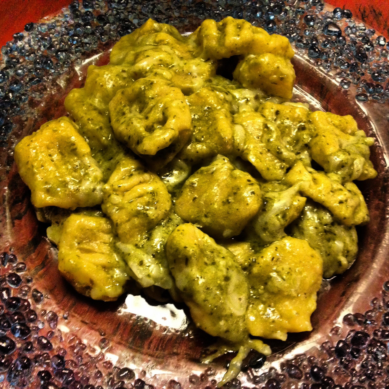 Gluten Free Butternut Squash Gnocchi |
