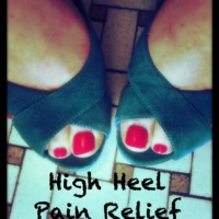 4 Solutions for High Heel Pain