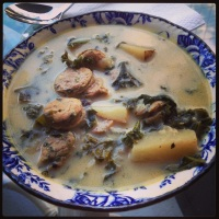 Make Your Own Olive Garden Zuppa Toscana Soup