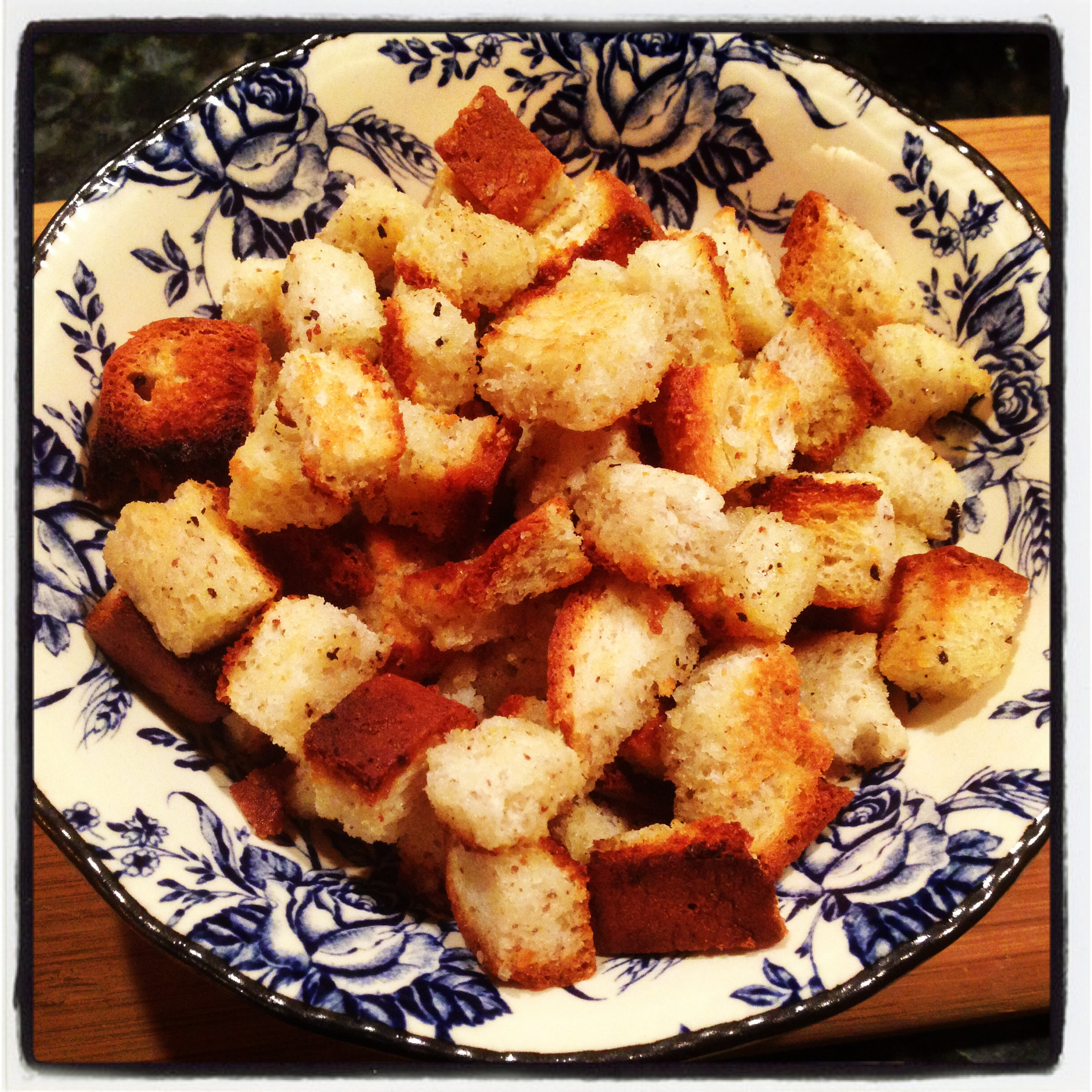 Perfect Gluten Free Croutons |