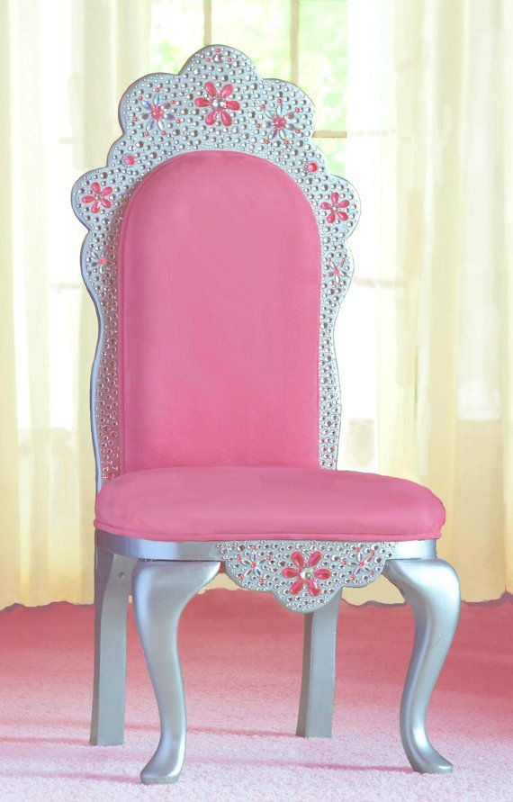 You Re Never Too Old For A Princess Chair Trading Paper