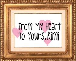my heart to yours