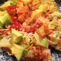 Tex Mex Baked Potato