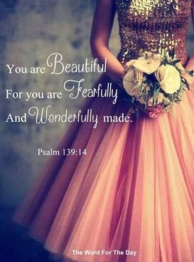 fearfully wonderfully