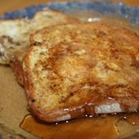 Honey Cinnamon French Toast {Gluten Free}
