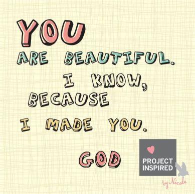 i made you