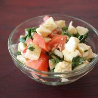 Fresh Caprese Salad {Gluten Free}