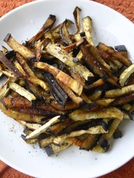 Eggplant Fries, Lyft 011 edit