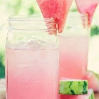 Watermelon Cooler {Gluten Free}