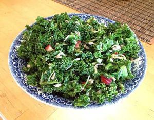 salad kale 2
