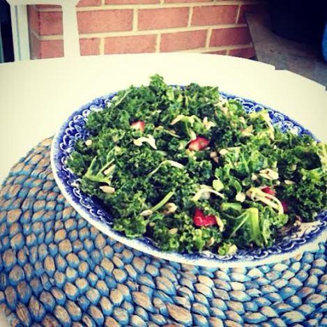 salad kale