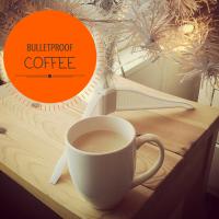 Bulletproof Coffee {Gluten Free, Paleo}