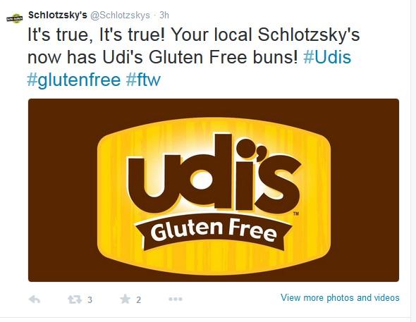 photo about Schlotzsky's Printable Menu named Favourable Information: Schlotzskys Already Serving Gluten Absolutely free Sandwiches